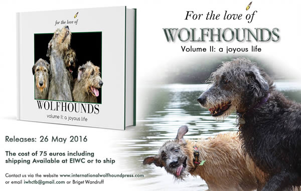 FOR THE LOVE OF WOLFHOUNDS VOL II - A JOYOUS LIFE